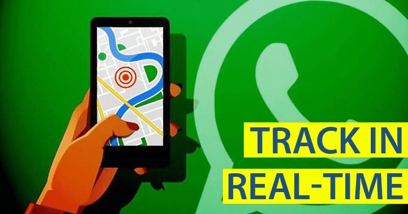 How To Track Your Friends In Real-Time On WhatsApp