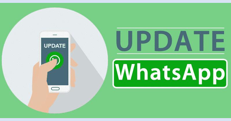 كيفية تحديث WhatsApp إلى أحدث إصدار على أي جهاز Android