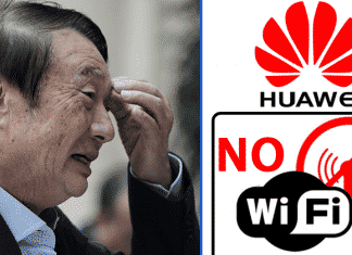 Huawei Banned From The Wi-Fi Alliance: No More Wi-Fi