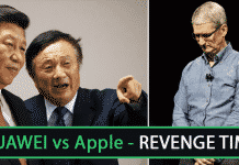 Huawei vs Apple: iPhone Sales Under Threat After The Huawei Ban