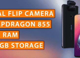 Meet The World's First Smartphone With Dual FLIP Camera