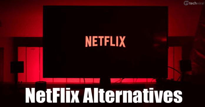 أفضل 10 بدائل لـ NetFlix في عام 2020 [شاهد الأفلام والبرامج التلفزيونية المجانية]