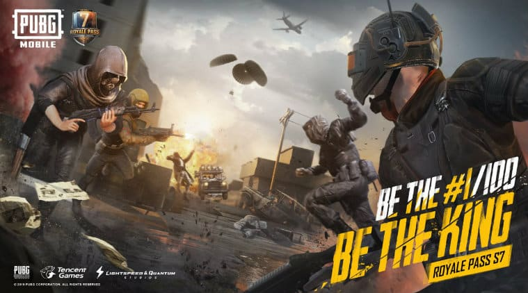 PUBG 1 - PUBG Season 7 Battle Pass Available With Free Update - DOWNLOAD NOW