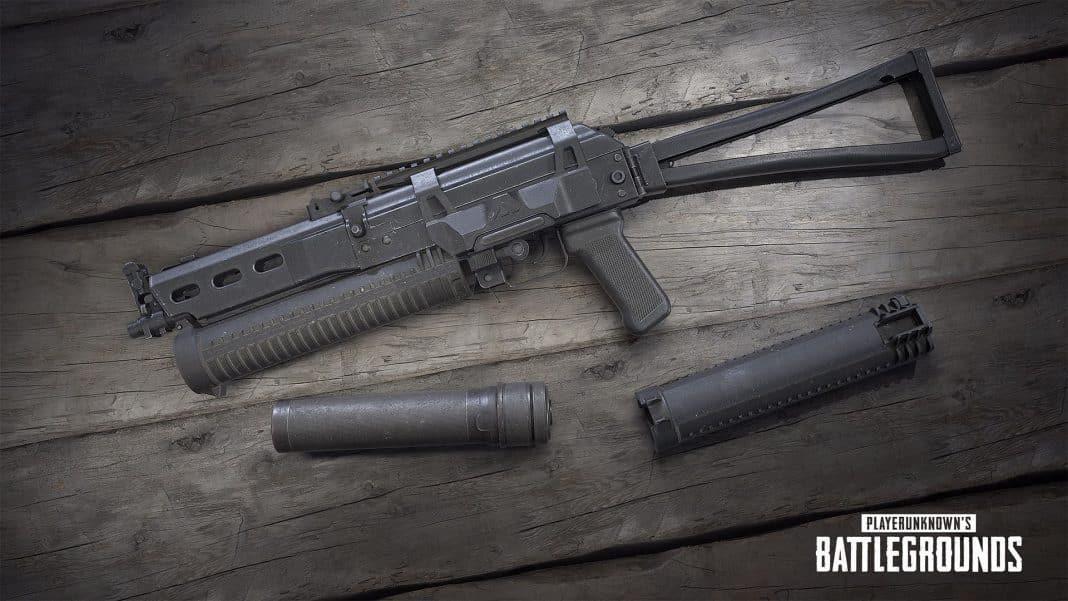 Bizon Gun