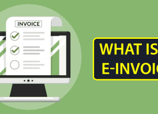 What Is An Electronic Invoice or E-Invoice?