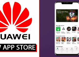 WoW! Huawei Building Its Own New Play Store