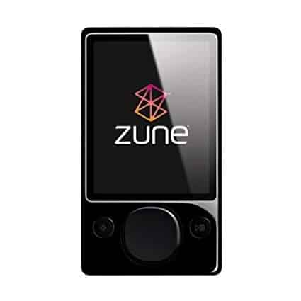 Zune - Top 10 Failed Microsoft Products That Ruined The Company's Reputation