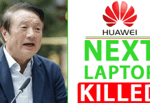 BAD NEWS! Huawei's Next Laptop Killed By The US Ban