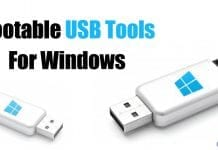 10 Best Bootable USB Tools For Windows in 2021