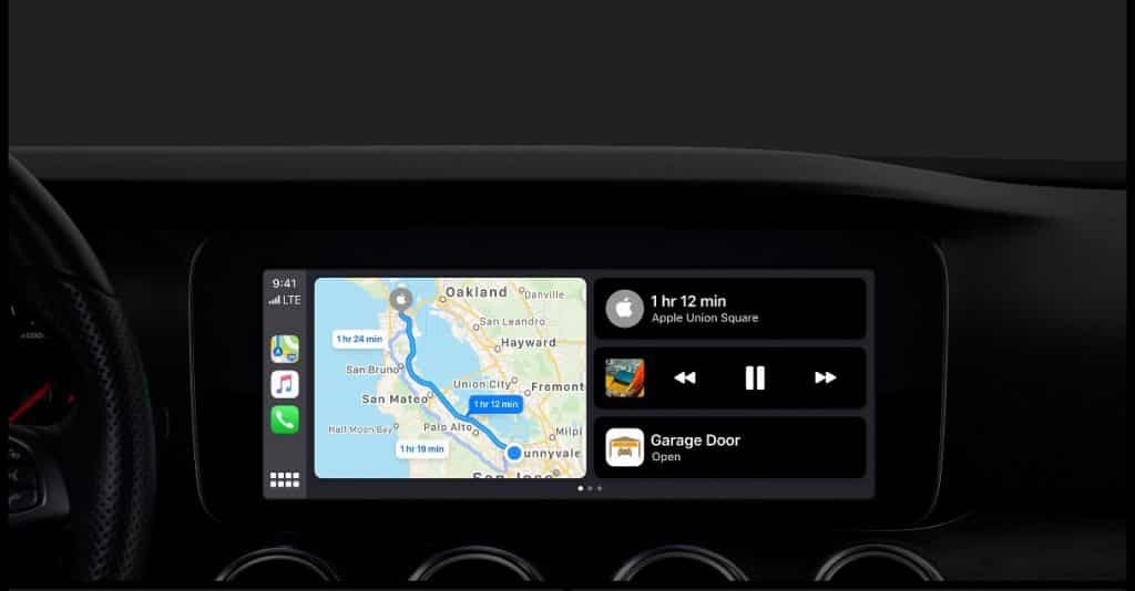 CarPlay 1024x534 - Top 12 Biggest iOS 13 Features That You Should Know