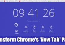 10 Best Chrome Extensions to Transform 'New Tab' Page