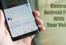 How To Control Your Android Device Fully With Your Voice