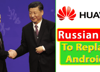 Huawei May Use This Russian OS To Replace Android In Its Smartphones!