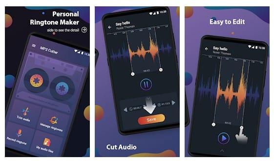 Aplikasi Cara Buat Nada Dering di Hape Android - Music Hero