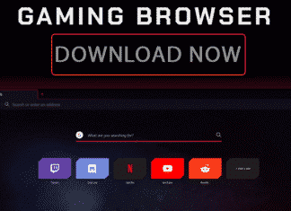 Opera Just Launched The World's First Gaming Browser - DOWNLOAD NOW