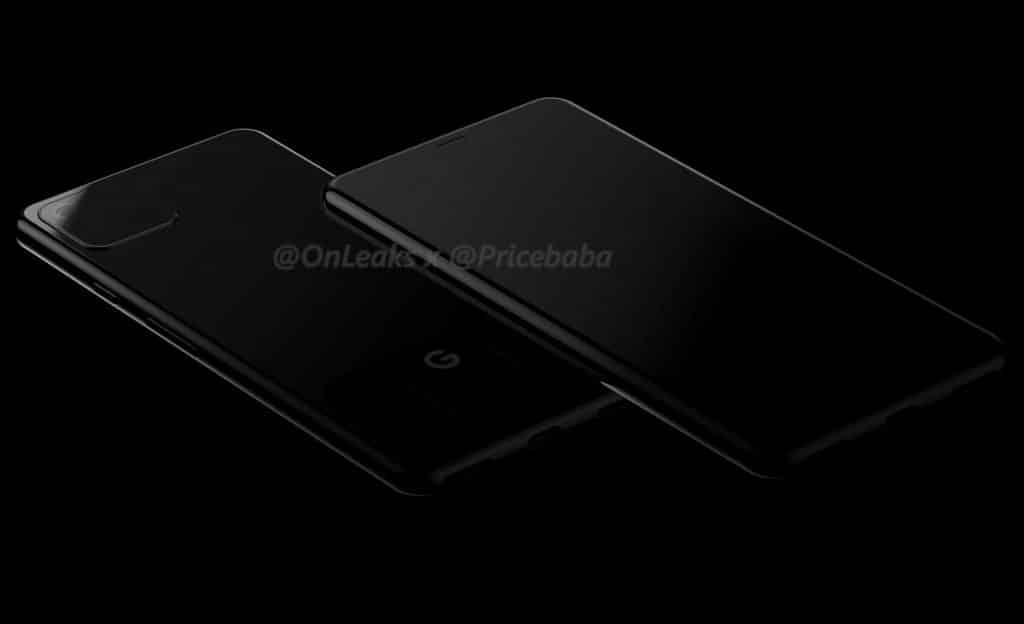 Pixel 4 1 1024x624 - Google Pixel 4: A Real Copy Of Apple's iPhone 11!