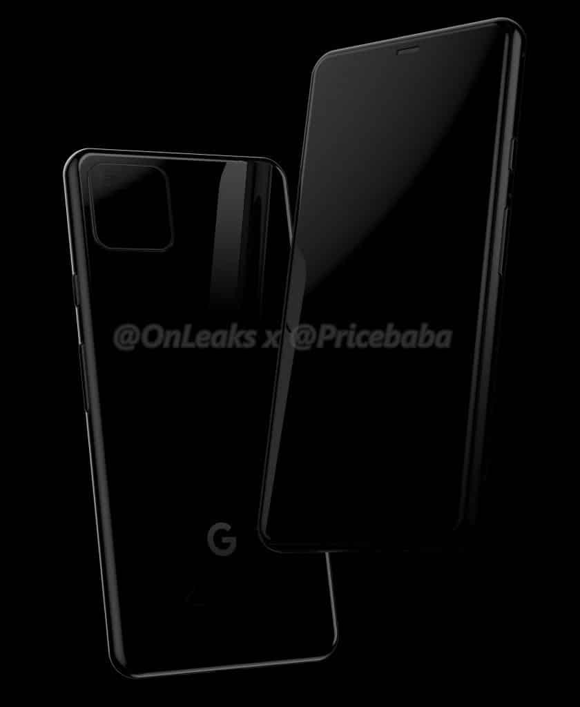 Pixel 4 840x1024 - Google Pixel 4: A Real Copy Of Apple's iPhone 11!