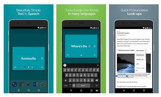 Pronounce - Free offline Text to Speech