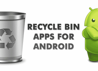 Top 5 Best Recycle Bin Apps For Android 2019