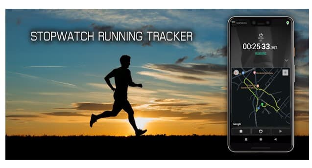 Stopwatch Run Tracker