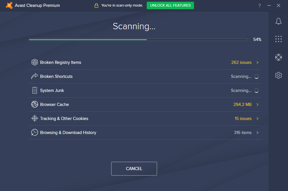 How To Fix Broken Registry Items On Avast Antivirus
