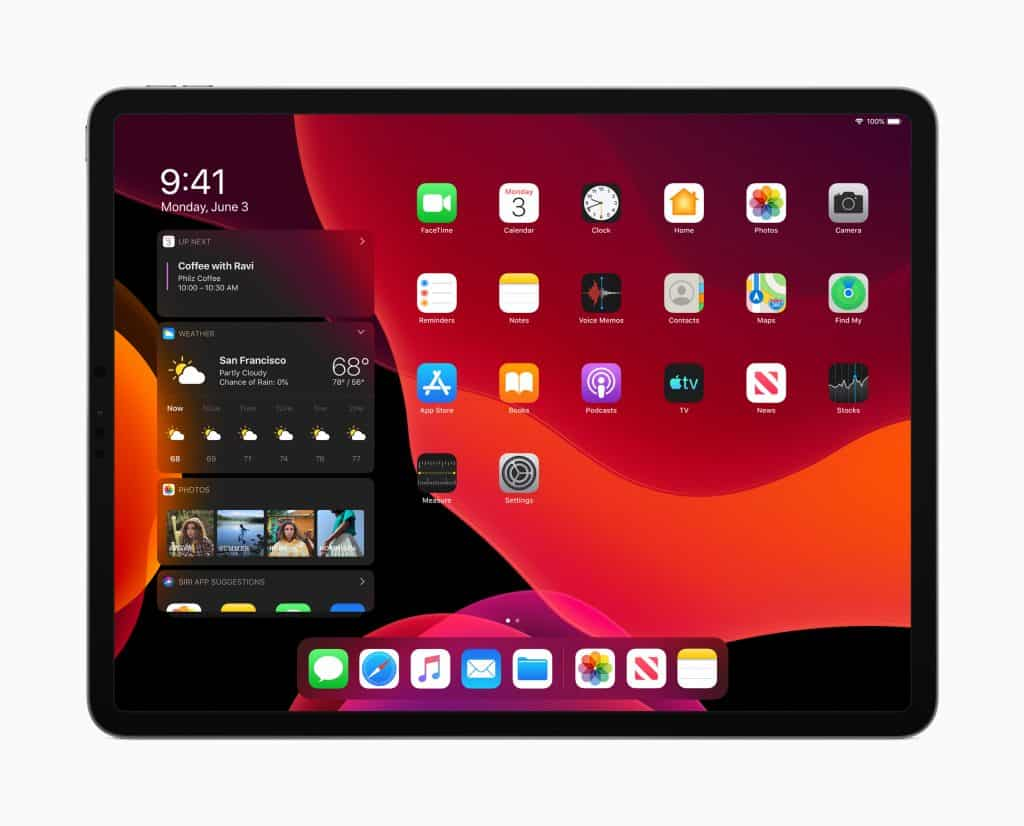 iPadOS 1024x826 - Surprise! Apple Just Launched A Brand-New OS