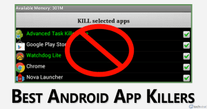10 Best Free Android App Killers in 2021
