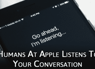 Apple's Siri Listens To People Having Sex, Drug Deals & Medical Information