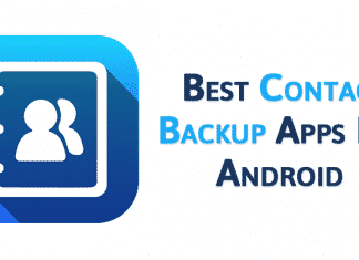 Top 5 Best Free Contact Backup Apps For Android