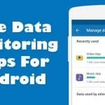 10 Best Free Data Monitoring Apps For Android