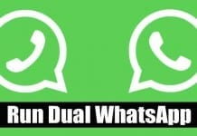 10 Best Android Apps To Run Dual WhatsApp on One Phone