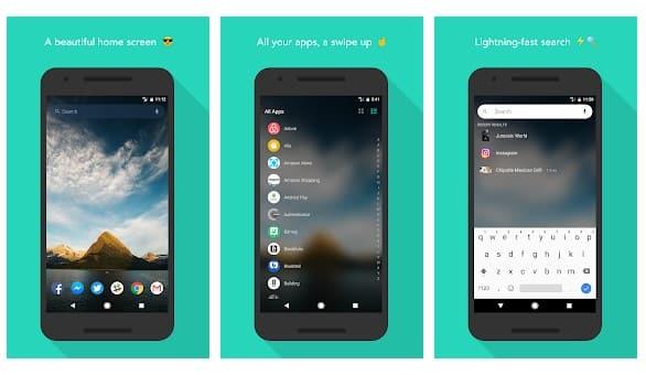 Evie Launcher App