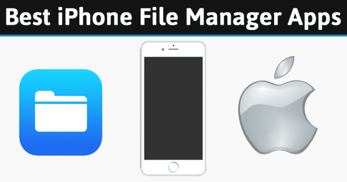 Top 10 Best iPhone File Manager Apps (2019 Edition)
