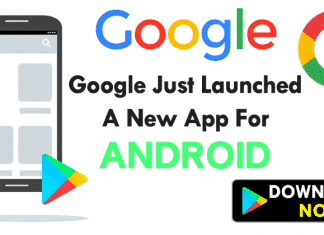 Google Just Launched an Amazing New App For Android!