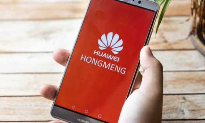 Hongmeng OS isn't Meant For Smartphones