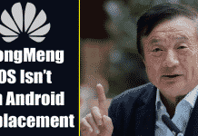 HongMeng OS Isn't Designed to Replace Android, Huawei Confirms