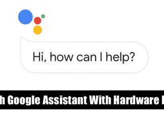 How To Launch Google Assistant With Android's Hardware Button