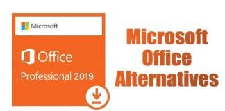 15 Best Free Microsoft Office Alternatives in 2020