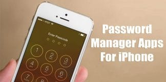 15 Best Password Manager Apps For iPhone in 2020