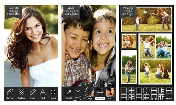 Photo Editor From Axiem Systems
