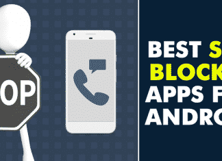 SMS Blocker apps 2019