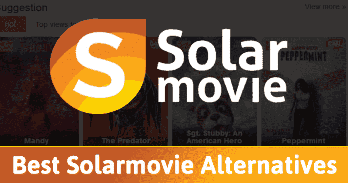 Top 10 Best Solarmovie Alternatives To Watch Movies
