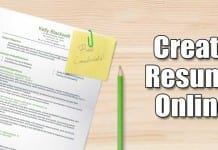 10 Best Websites To Create Professional Resume Online