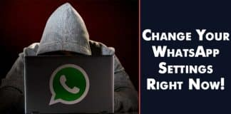 Hackers Can Manipulate Your WhatsApp Images - Change The Settings Now!!
