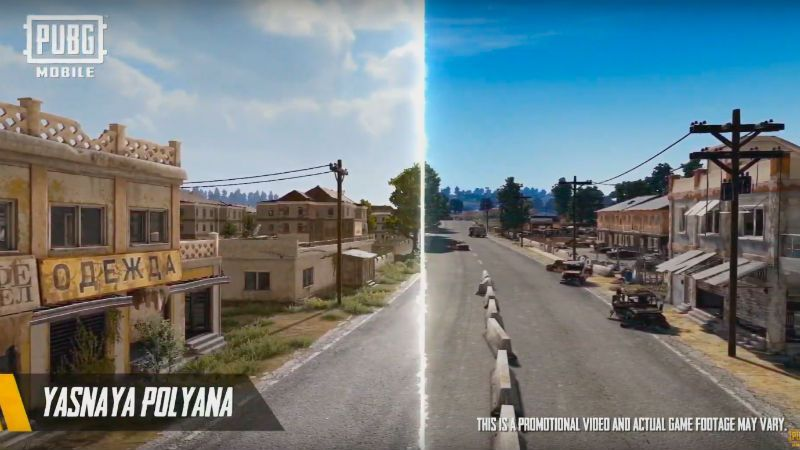 PUBG Mobile Update: Erangel 2.0 & Walking Dead Crossover Coming Soon!