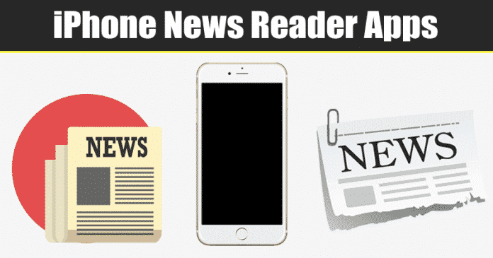Top 10 Best iPhone News Reader Apps 2019