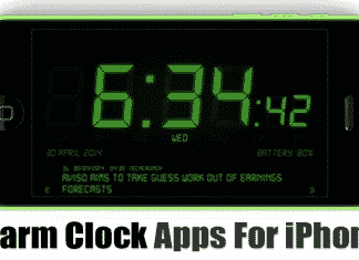 Top 10 Best Alarm Clock Apps For iPhone