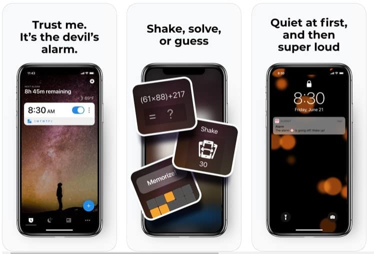 √ 10 Aplikasi Jam Alarm Terbaik untuk iPhone Gratis -