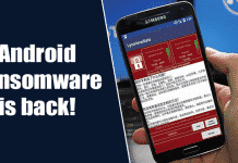 Android Users Beware! New Ransomware Spreads via SMS