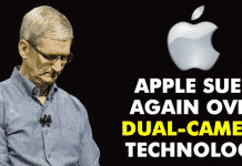 Apple Sued Again For Stealing Dual-Camera Technology!